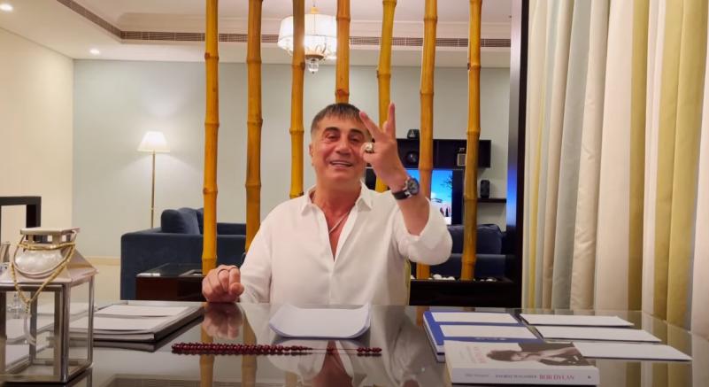 Sedat Peker 5. videosunu yayınladı. Derin Mehmet, süslü Süleyman oradamısınız (VİDEO)