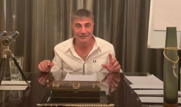 Sedat Peker'in, 9. videosundaki 10 bin dolar açıklaması (VİDEO)