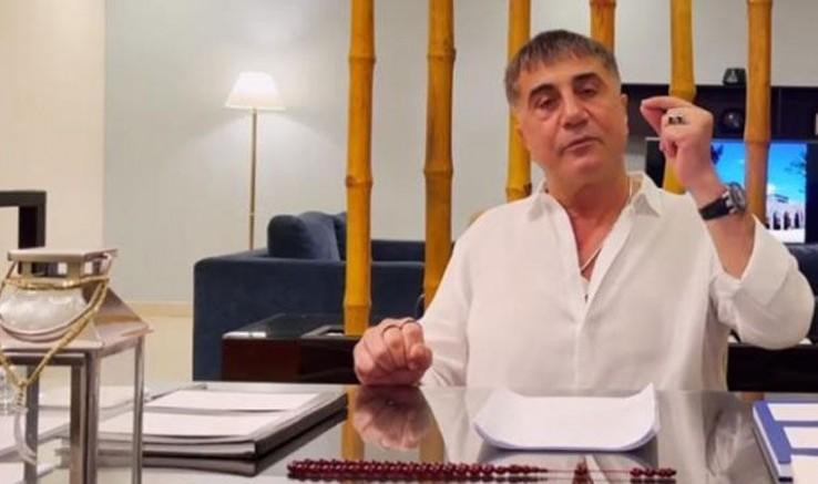 Sedat Peker: Yangınları HDP'liler çıkarıyor demek halkımızı HDP binalarına saldırtma amacından başka ne işe yarayabilir?