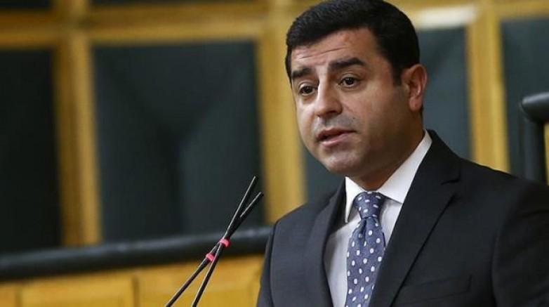 Selahattin Demirtaş: HDP'yi ciddiye almayan kaybeder