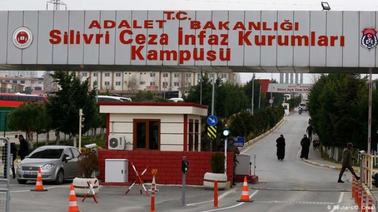 Silivri cezaevi'nde 44 tutuklu/hükümlüde koronavirüs testi pozitif çıktı