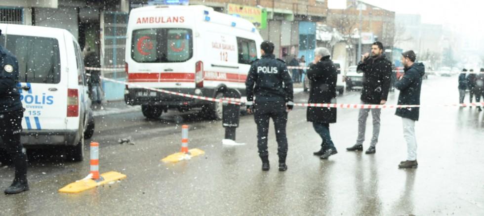 Siverek'te sokak ortasında kanlı infaz