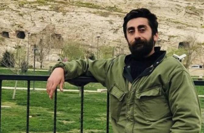 Sözleriyle gündeme gelen Azadi Kaya, gözaltına alındı