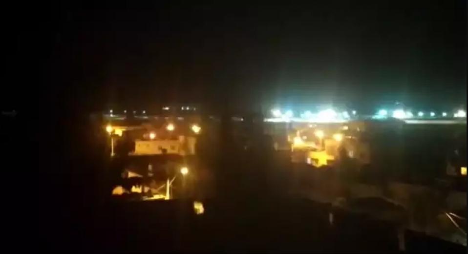 Suriye'den atılan havan topu Ceylanpınar'a düştü