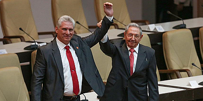Diaz-Canel, Küba Komünist Partisi (PCC) Genel Sekreterliği görevine seçildi