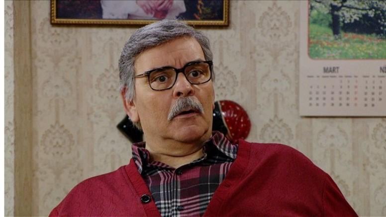 Tiyatro ve sinema oyuncusu Rasim Öztekin kalp krizi geçirdi