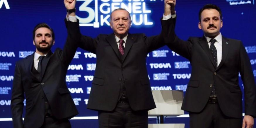 TÜGVA Başkanı Eminoğlu: Belgeler içerden sızdırılmış
