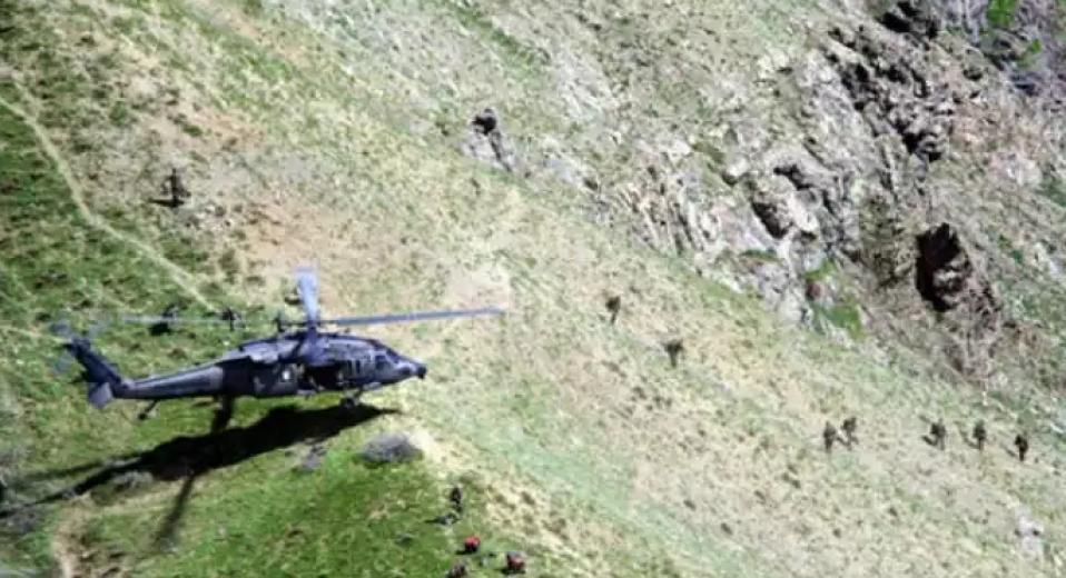 Türk Silahlı Kuvvetleri'nin Zap operasyonuna katılan askerlerden 'haber alınamıyor' iddiası