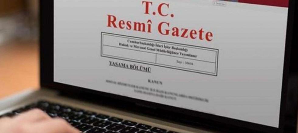 Türkiye'de 377 kişi ve kuruluşun mal varlıkları donduruldu