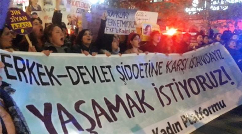 Türkiye'de Erkek şiddetinden 10 günde 13 kadın öldürüldü