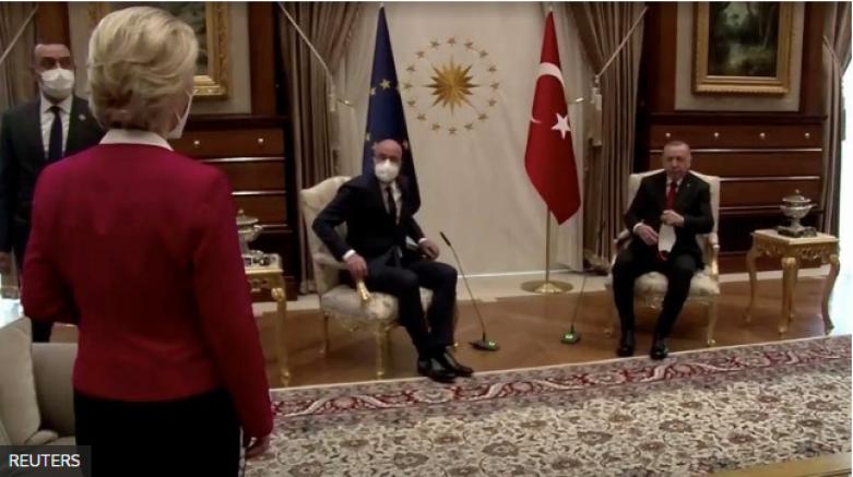 Türkiye'de yaşanan 'protokol' rezaleti ziyaretimizi gölgeledi
