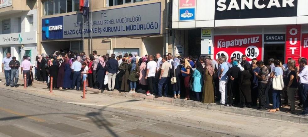 Türkiye İstatistik Kurumu (TÜİK) İşsizlik rakamları açıklandı
