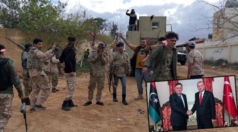 Türkiye Libya'ya 3 binin üzerinde 'paralı asker' konuşlandırdı
