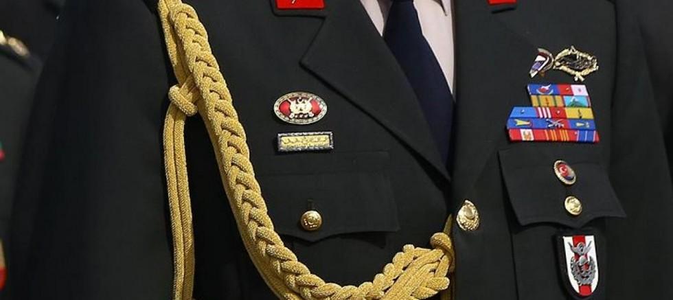 Üç General Emekliye Yollandı