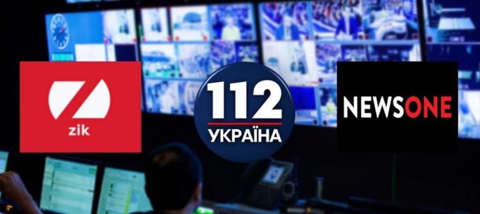 Devlet Başkanı Zelenskiy, Ukrayna'da üç Muhalif televizyon kanalını kapattı