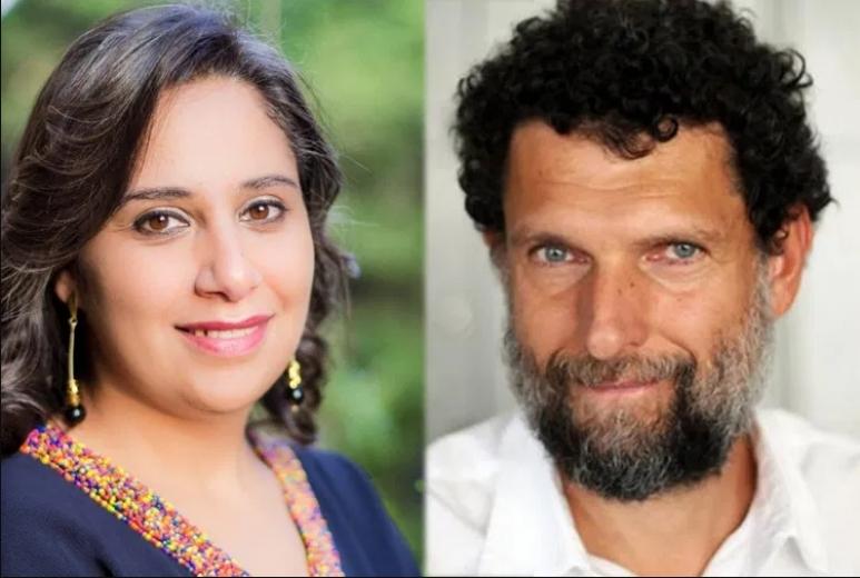 Uluslararası Hrant Dink Ödülleri Mozn Hassan ve Osman Kavala'ya