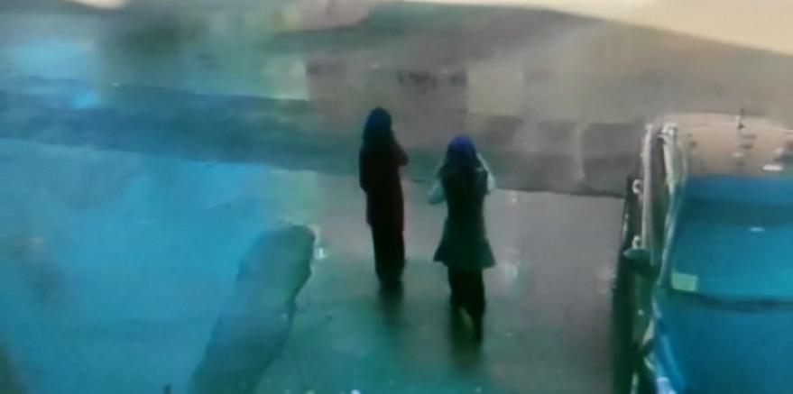 Urfa'da hırsızlık yapan iki kadın aranıyor_ VİDEO_