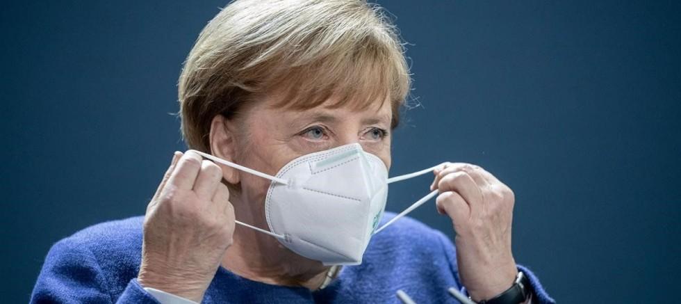 Vaka sayıları düşmeyince, Almanya'da kısıtlamaları 7 Mart'a kadar uzatma kararı aldı