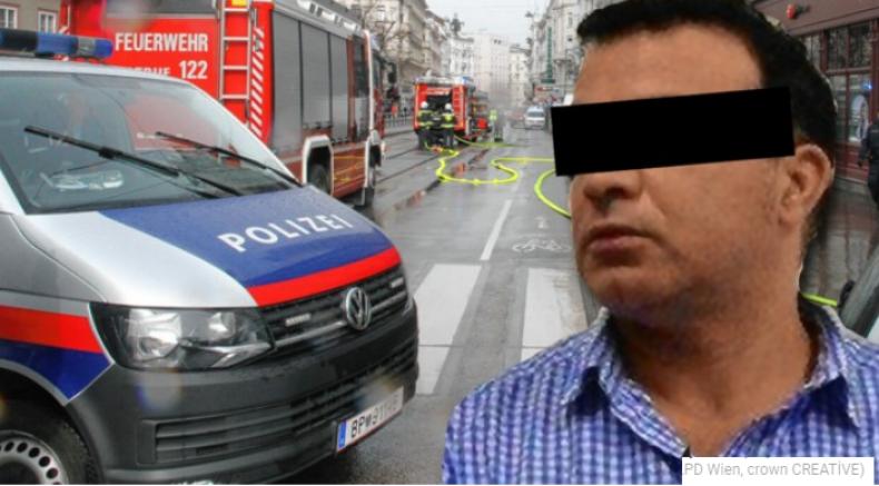 Viyana'da yakılma sonucu ağır yaralanan kadın tedavi gördüğü hastanede yaşamını yitirdi.