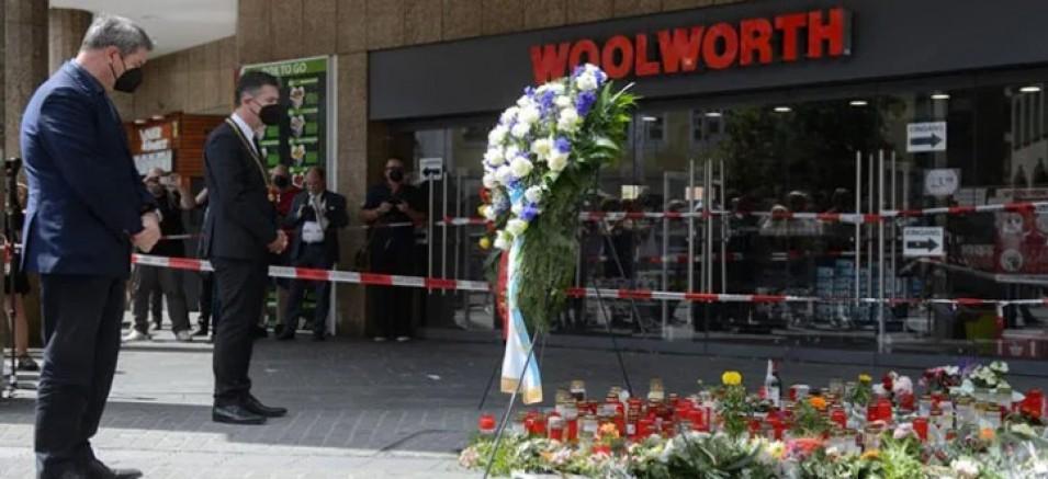 Würzburg saldırganın terörle bağlantısı olabilir