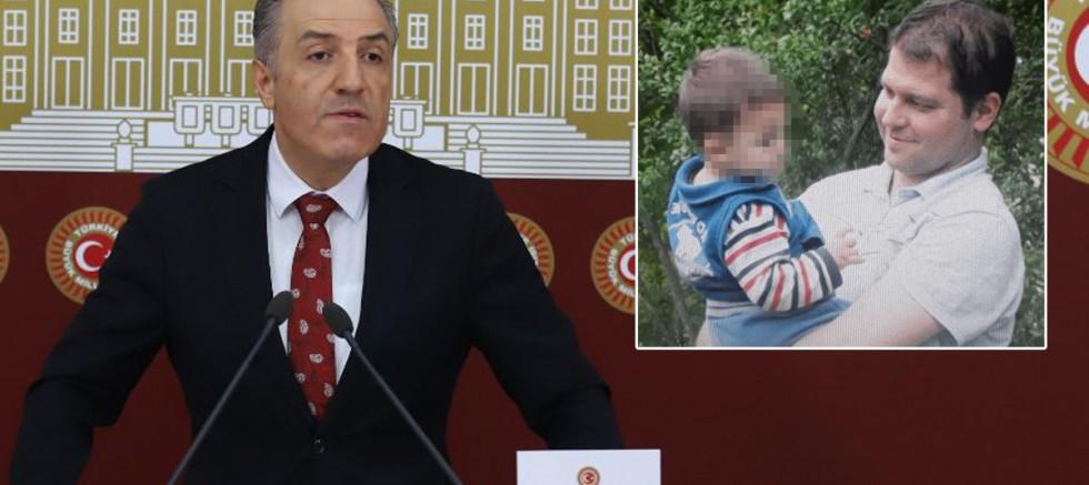 Yeneroğlu: 'Zorla kaybedildiği iddia edilen KHK'lı Yusuf Bilge Tunç'un dosyası etkin bir şekilde soruşturulmalıdır'