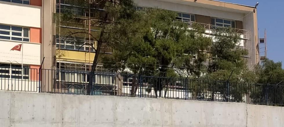 Yer Urfa: Okullar açıldı tadilata başladılar
