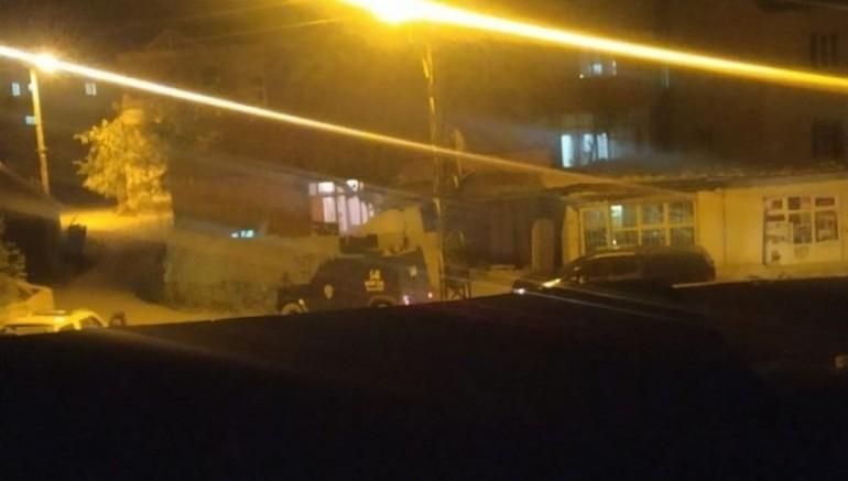 Yüksekova'da 6 mahalle 5 gündür polis ablukasında