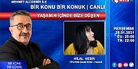 WELG TV | Bir Konu Bir Konuk Programında Konuğum | Hilal Nesin | Tiyatro Sanatçısı-Yazar. Konu Başlıkları...